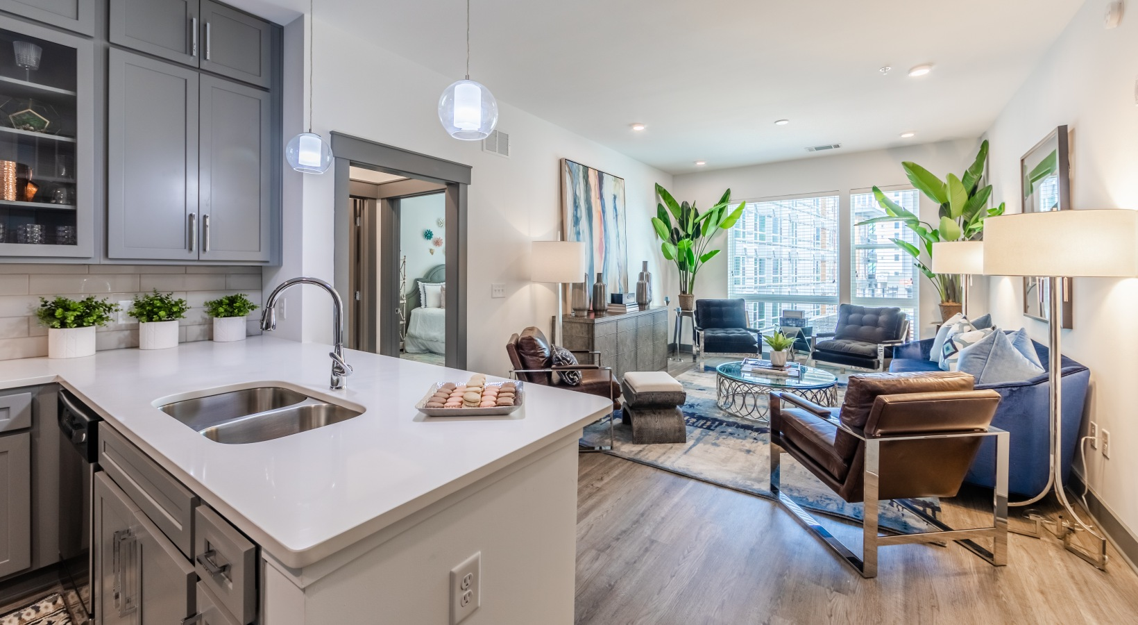 High-End, Luxury Apartments in Uptown Charlotte, NC ...
